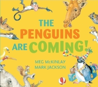 PenguinsComingcover